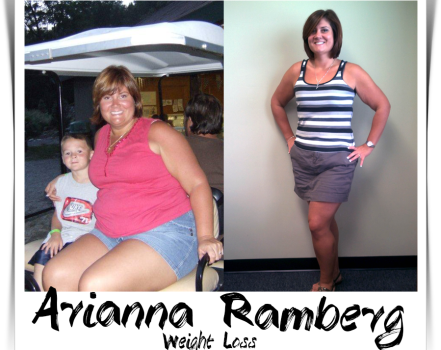 Arianna Ramberg - Weight Loss - Body Sculpting