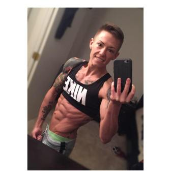 Kat Althoff - Women's Physique NPC