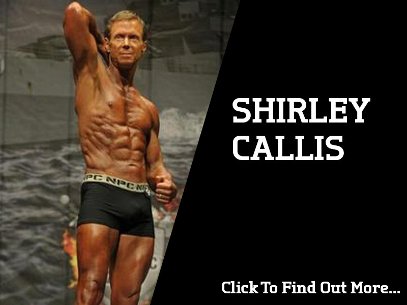 Shirley Callis personal trainer columbia md howard county