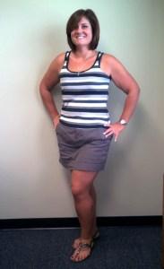 Arianna Ramberg - Weight Loss Transformation 1