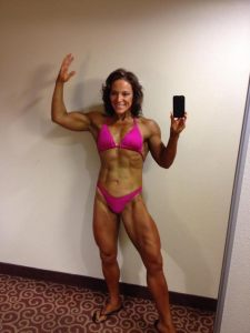 Christina Fahey - After Training - Muscle Gain - Personal Training - NPC Maryland