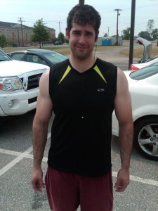 Marc-Parisi-After weight loss gym howard county