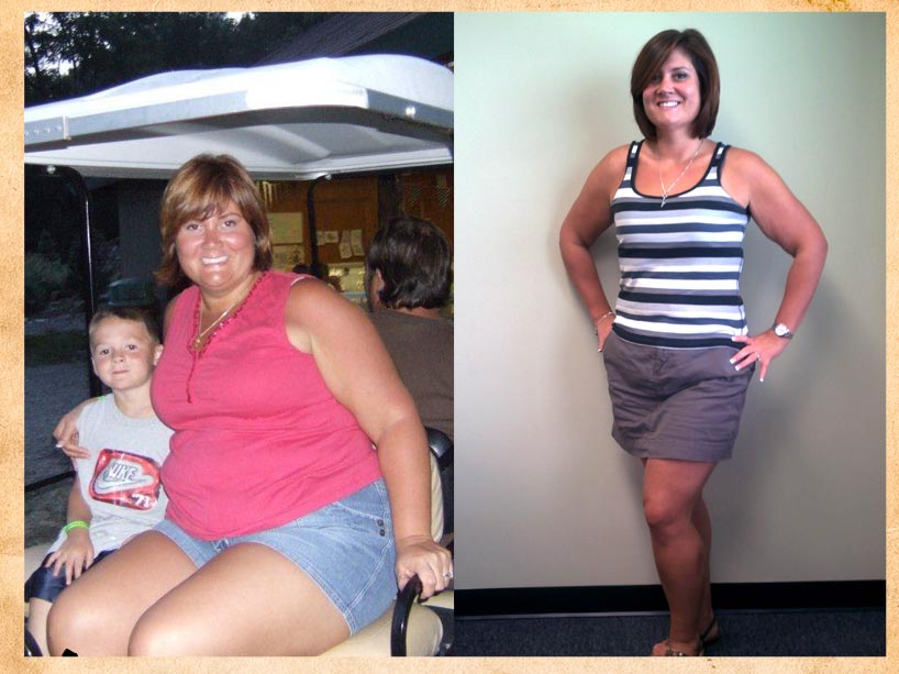 Arianna Ramberg - Weight Loss Client