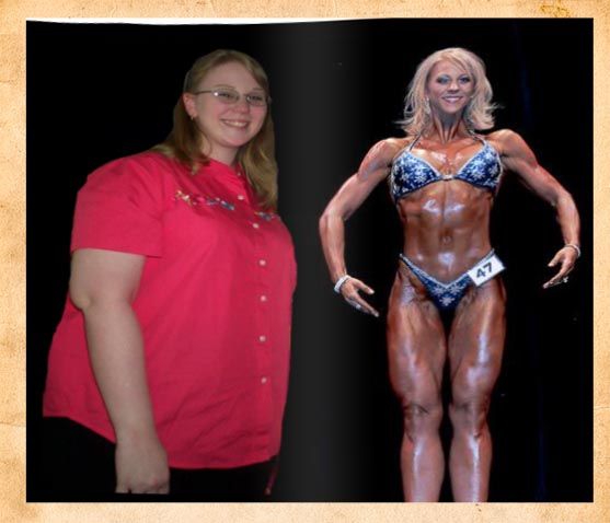 Holly Crosley - Weight Loss Client