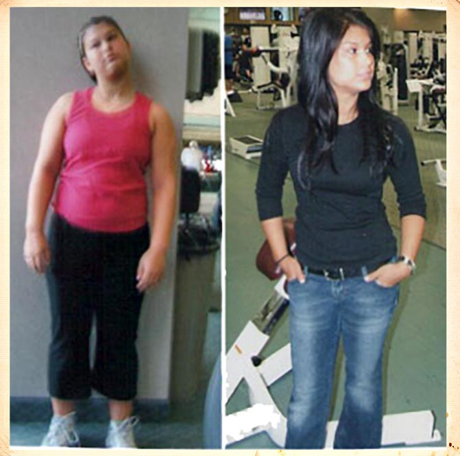 Sasha - Weight Loss Client