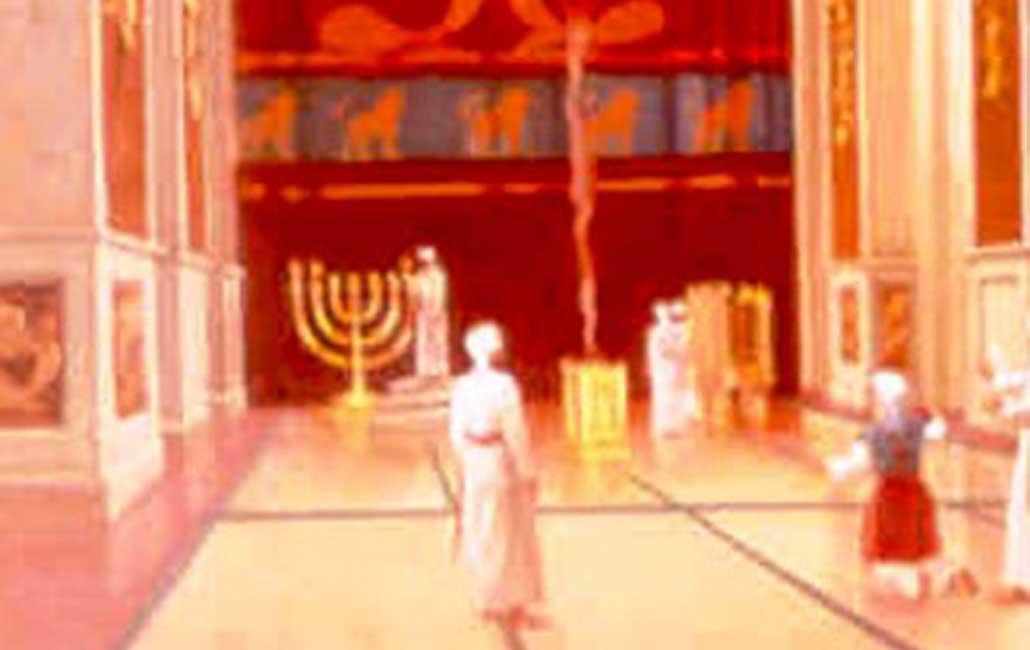 incertidumbre velo templo