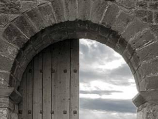 La puerta estrecha
