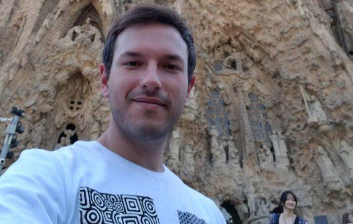 David en Barcelona