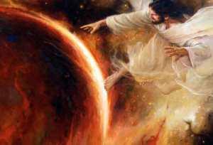 cosmología del evangelio