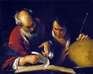 La geometría del evangelio