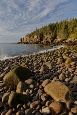 Boulder Beach, Acadia