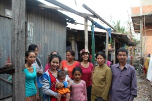 Satrei Samaki Meanchey: Fighting the Threat of Eviction