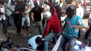 Civil Society Strongly Condemns Violence Against Demonstrating Bus Drivers