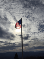 Brasstown Bald Flag