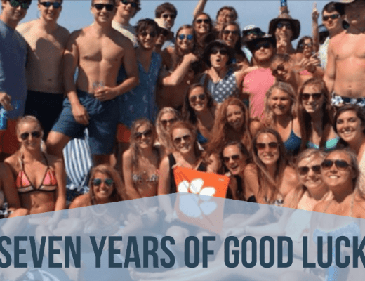 Seven Years of Good Luck