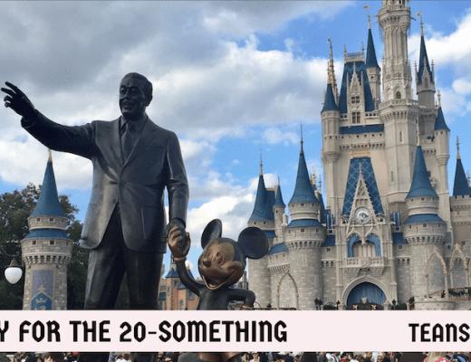Disney for the 20-Something