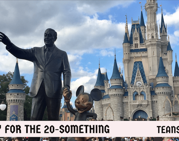 Disney for the 20-Something