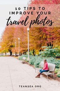 tips to improve your travel photos