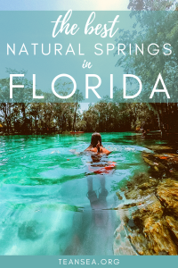 the best natural springs in florida