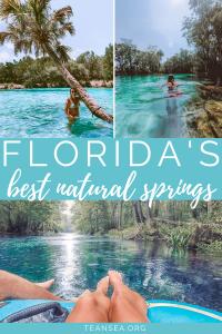 Florida's Best Natural Springs