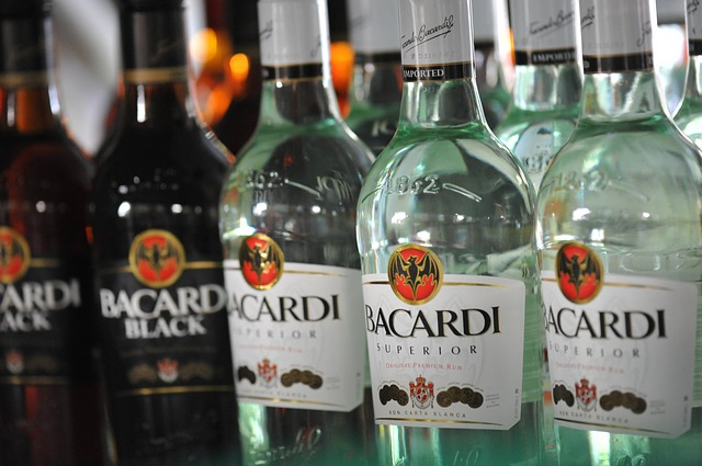 Vices Bacardi