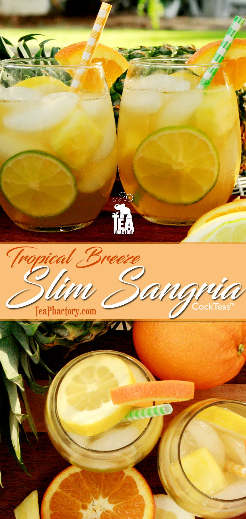 Tropical Breeze Sweet Sangria