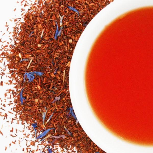 African Red brewed tea