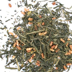 Genmaicha Loose Leaf Green Tea