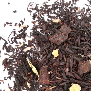 Ginger Peach Loose Leaf Black Tea