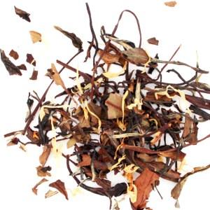 Paradise Peach White Loose Leaf Tea