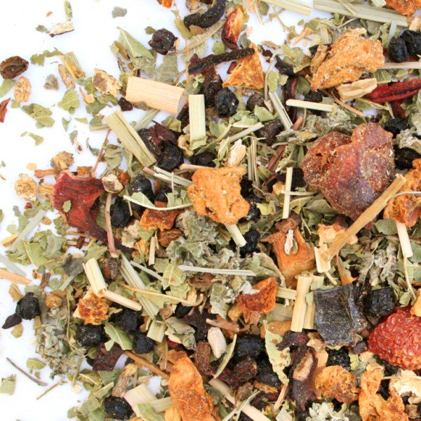 Raspberry Rush Herbal Blend