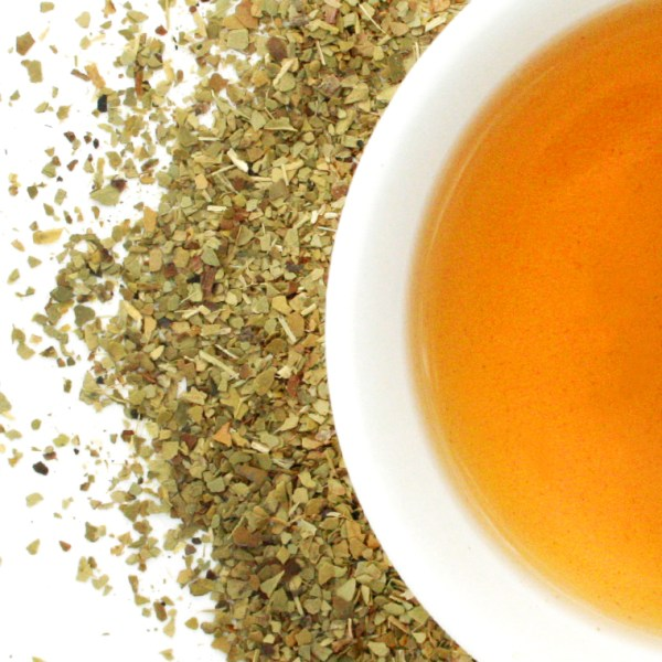 Yerba Maté brewed tea