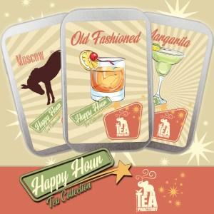 Happy Hour, a Tea Phactory Tea Blend collection