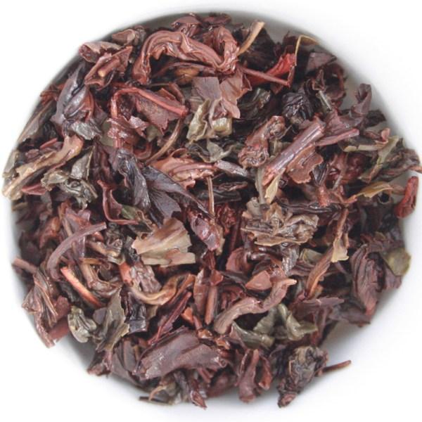 Formosa oolong wet leaf