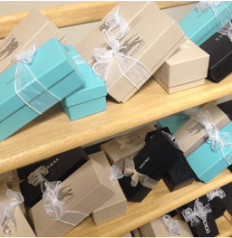 Gift Boxes for guests