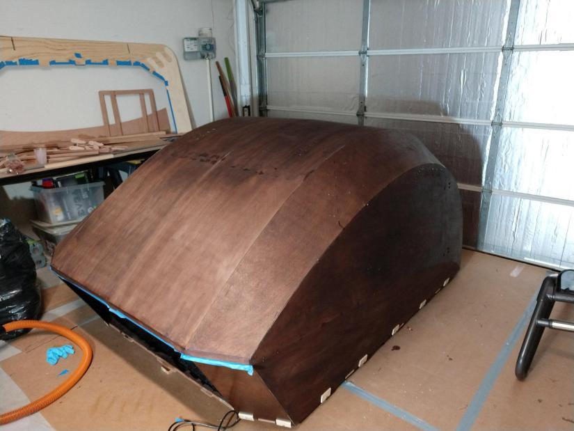 CLC Camper Shell