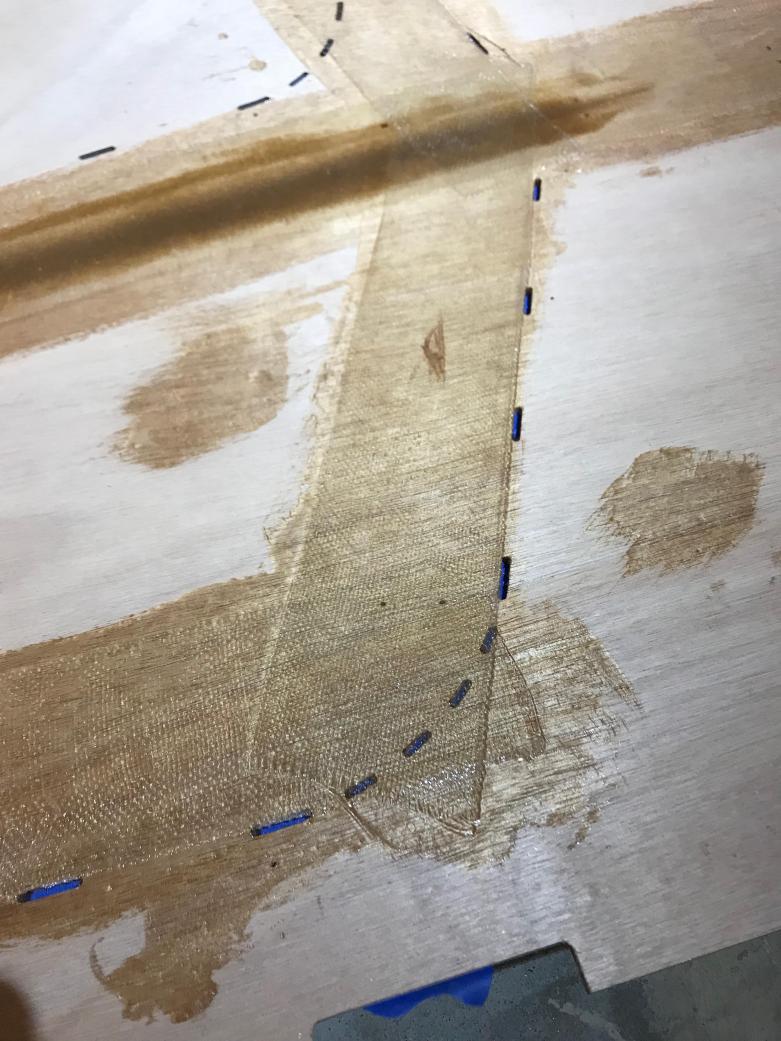 fiberglass tape door interior2