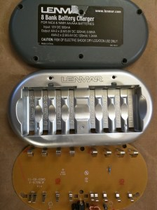 Lenmar 8 Port Battery Charger