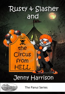 Author Jenny Harrison