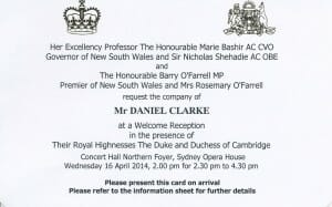 Invitation to a Royal Encounter