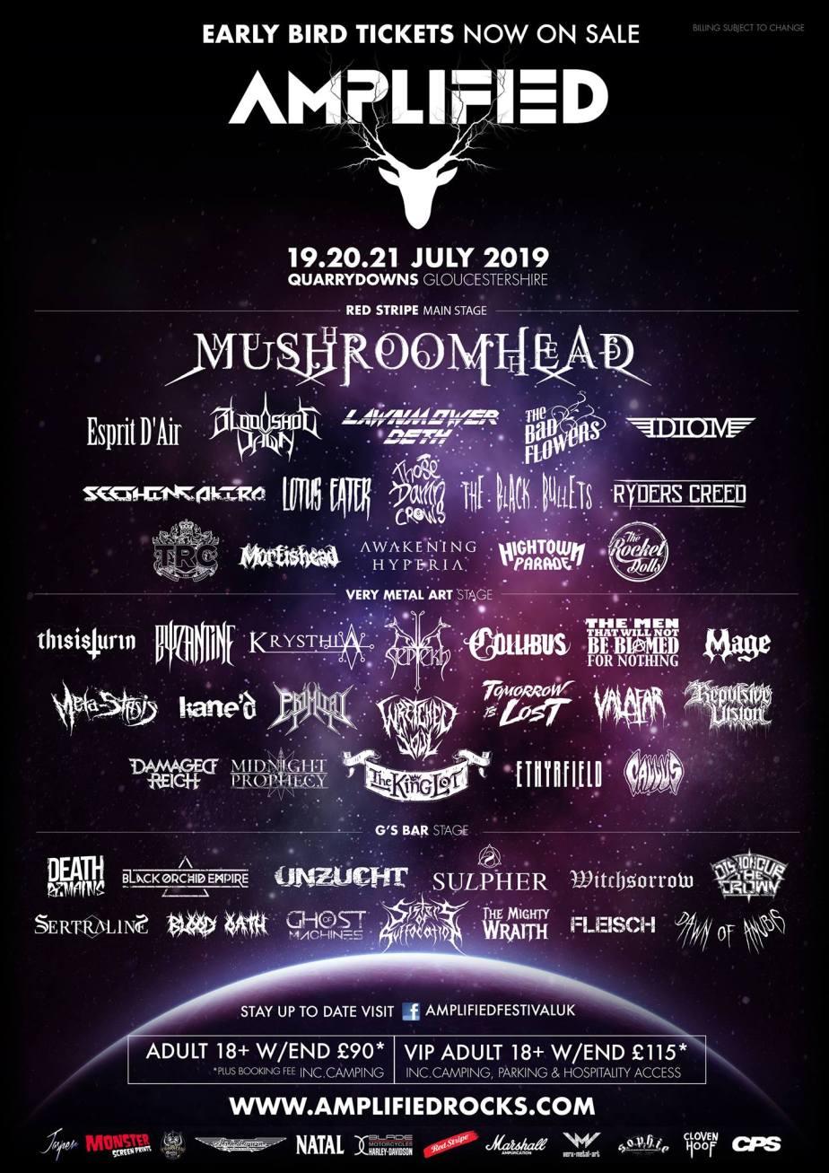 Amplified Festival 2019