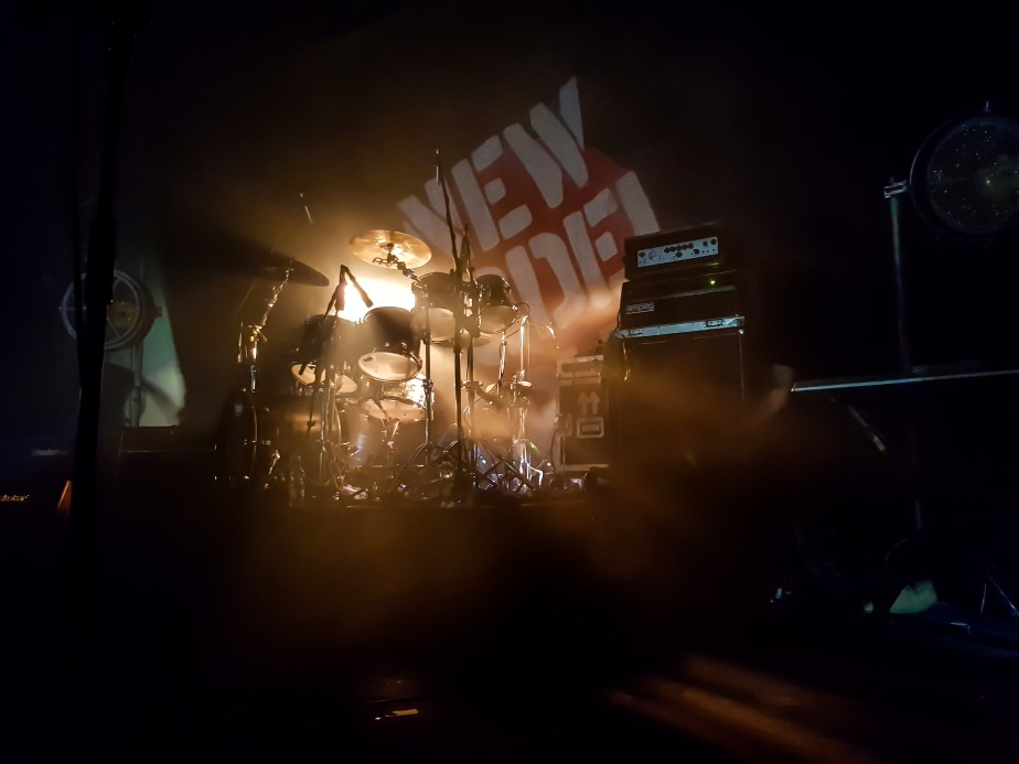 New Model Army – Button Factory, Dublin – 07-12-2018
