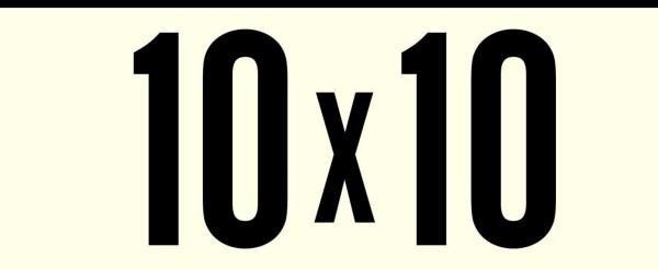 10x10 Movie