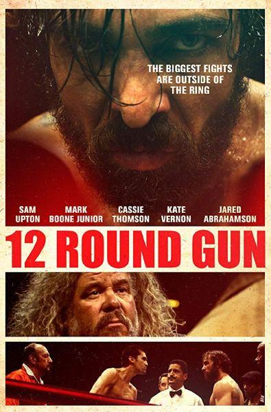 12 Round Gun Movie Poster