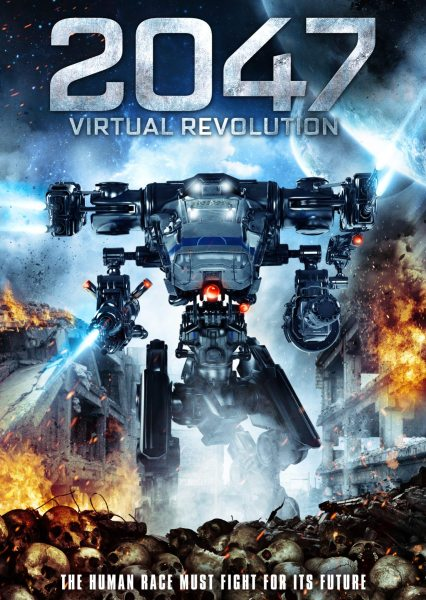 2047 Virtual Revolution Movie Poster