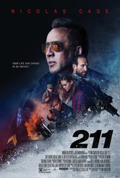 211 Movie Poster