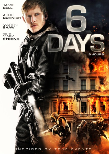 6 Days New Poster