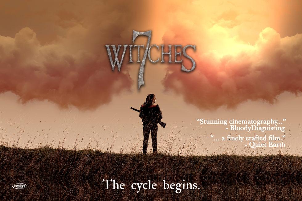 Resultado de imagem para 7 Witches movie 2017