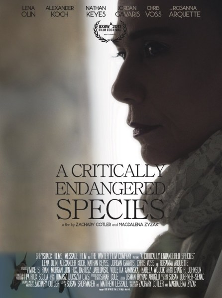A Critically Endangered Species Movie Maya Dardel