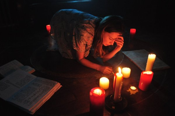 A Dark Song Movie